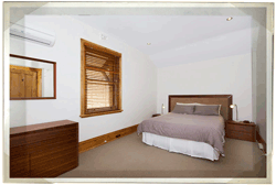 ardmore terrace apartments accomodation: bedroom