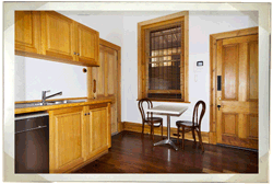 ardmore terrace apartments accomodation: kitchen